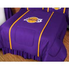 NBA Los Angeles Lakers Sidelines Comforter