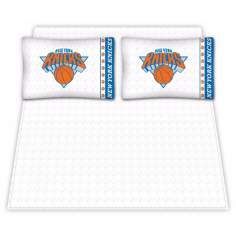 NBA New York Knicks Micro Fiber Sheet Set