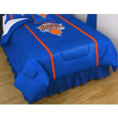 NBA New York Knicks Sidelines Comforter