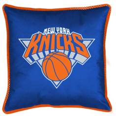 NBA New York Knicks Sidelines Pillow