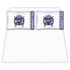 NBA Sacramento Kings Micro Fiber Sheet Set