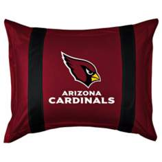 NFL Arizona Cardinals Sidelines Pillow Sham
