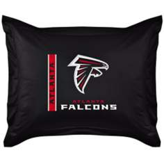 NFL Atlanta Falcons Locker Room Pillow Sham
