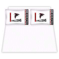 NFL Atlanta Falcons Micro Fiber Sheet Set
