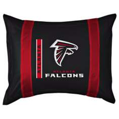 NFL Atlanta Falcons Sidelines Pillow Sham
