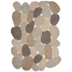 Boardwalk SWS4660 River Rock Modern Area Rug