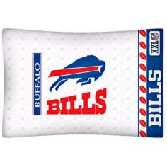 NFL Buffalo Bills Micro Fiber Pillow Case