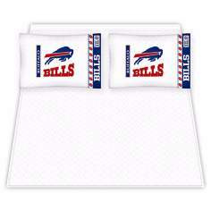 NFL Buffalo Bills Micro Fiber Sheet Set