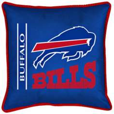 NFL Buffalo Bills Sidelines Pillow