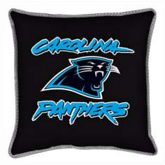 NFL Carolina Panthers Sidelines Pillow