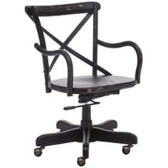 Zuo Union Square Black Office Chair