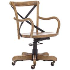 Zuo Union Square Natural Office Chair