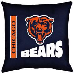 NFL Chicago Bears Locker Room Pillow
