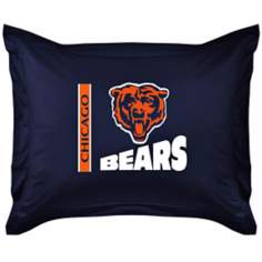 NFL Chicago Bears Locker Room Pillow Sham