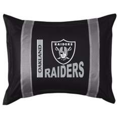 NFL Oakland Raiders Sidelines Pillow Sham