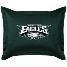NFL Philadelphia Eagles Locker Room Pillow Sham