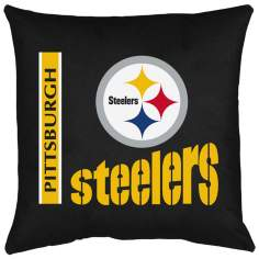 NFL Pittsburgh Steelers Locker Room Pillow