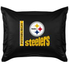 NFL Pittsburgh Steelers Locker Room Pillow Sham