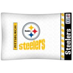 NFL Pittsburgh Steelers Sidelines Pillow Case