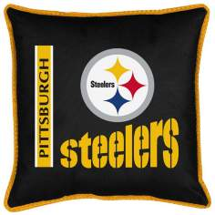 NFL Pittsburgh Steelers Sidelines Pillow