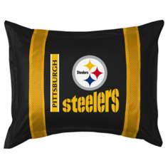 NFL Pittsburgh Steelers Sidelines Pillow Sham