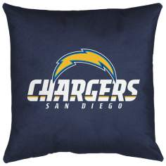 NFL San Diego Chargers Locker Room Pillow