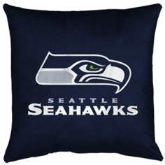 NFL Seattle Seahawks Locker Room Pillow