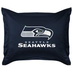 NFL Seattle Seahawks Locker Room Pillow Sham