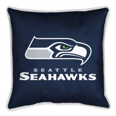 NFL Seattle Seahawks Sidelines Pillow