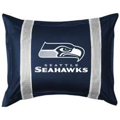 NFL Seattle Seahawks Sidelines Pillow Sham