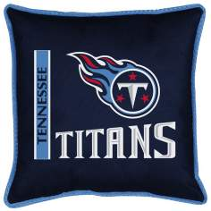 NFL Tennessee Titans Sidelines Pillow
