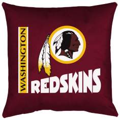 NFL Washington Redskins Locker Room Pillow