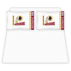 NFL Washington Redskins Micro Fiber Sheet Set