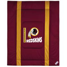 NFL Washington Redskins Sidelines Comforter