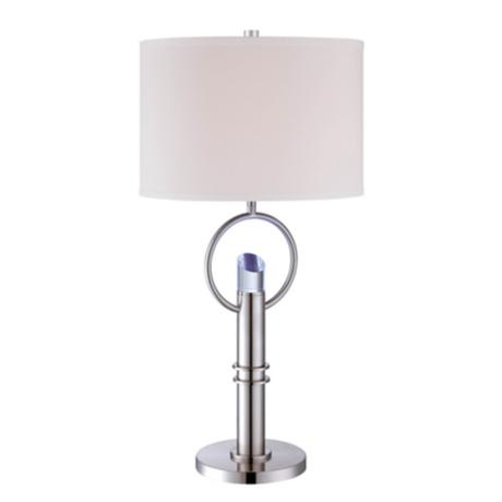 Tazia Table Lamp with LED Accents