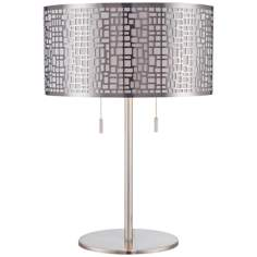Torre Modern Table Lamp by Lite Source