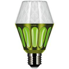 LED 6.5 Watt Vienna Green Base Decoative Light Blub