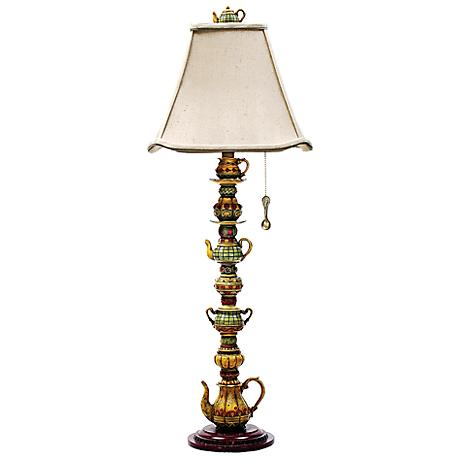 Tea Service Burwell Table Lamp