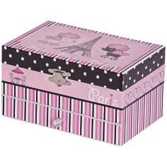 Mele & Co. Annabelle Parisian Poodle Musical Jewelry Box