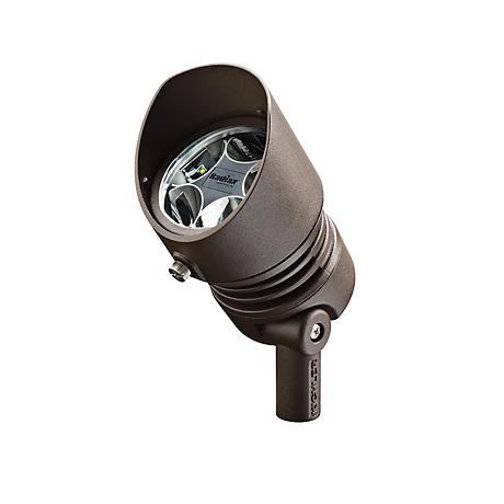 Kichler Radiax 2700K 6.5-Watt LED Bronze Flood Light