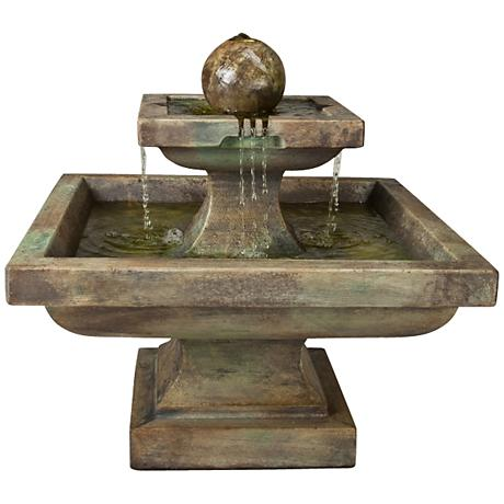 Henri Studio Relic Nebbia Low Equinox Fountain