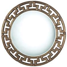 "Fairview 41"" Round Wall Mirror"