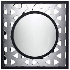 Stockholm Contemporary Geometric Wall Mirror