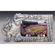 Arthur Court Florida Gators 4x6 Photo Frame