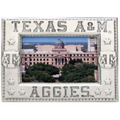 Arthur Court Texas A&M 4x6 Photo Frame