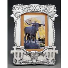 Arthur Court University of Texas 4x6 Photo Frame