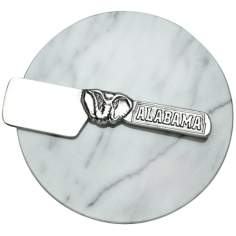 Arthur Court Alabama Crimson Tide 2-Piece Cheese Set