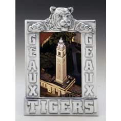 Arthur Court Louisiana State University 4x6 Photo Frame