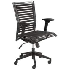 Bungie Black High-Back Office Chair