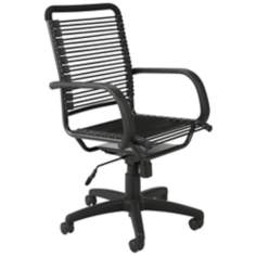 Bungie High-Back Black and Graphite Office Chair